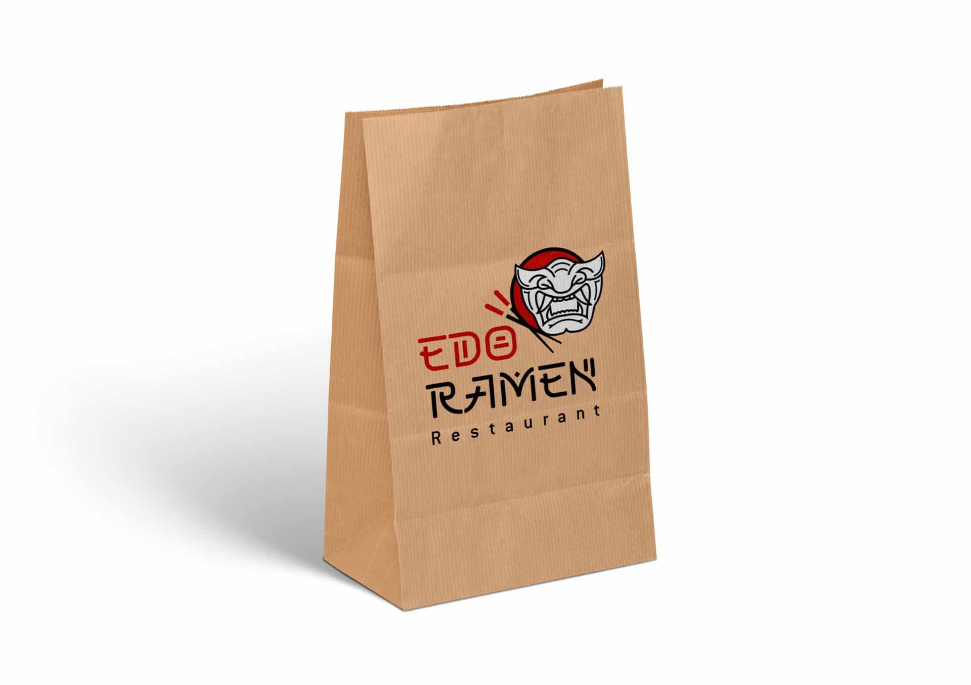 Logo Edo Ramen