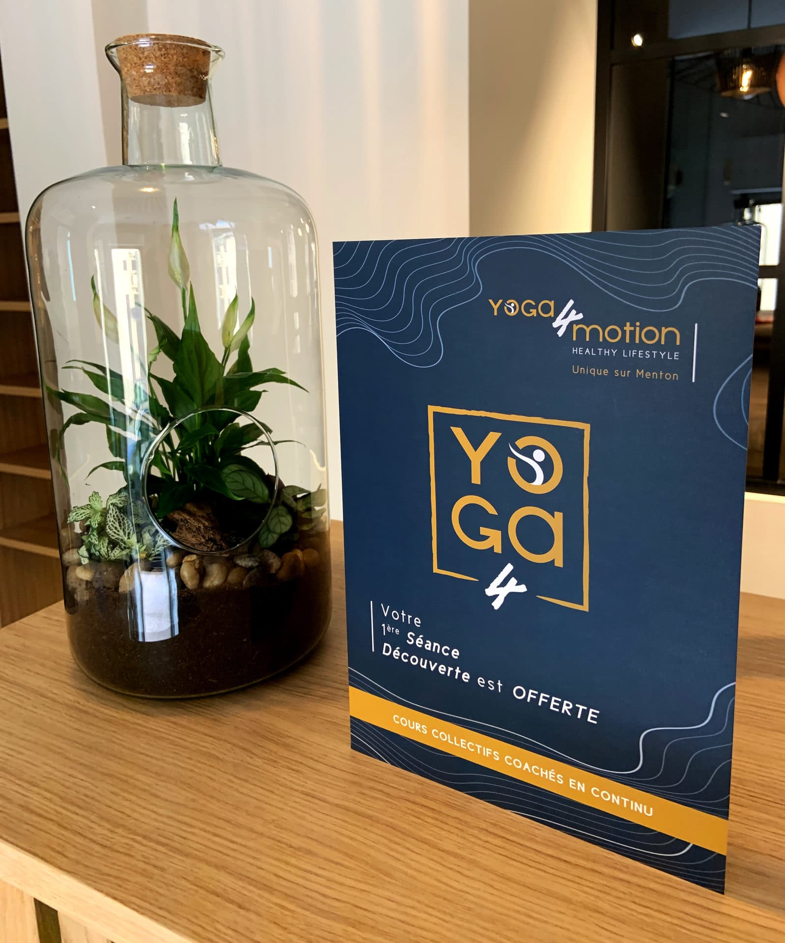 Yoga4Motion
