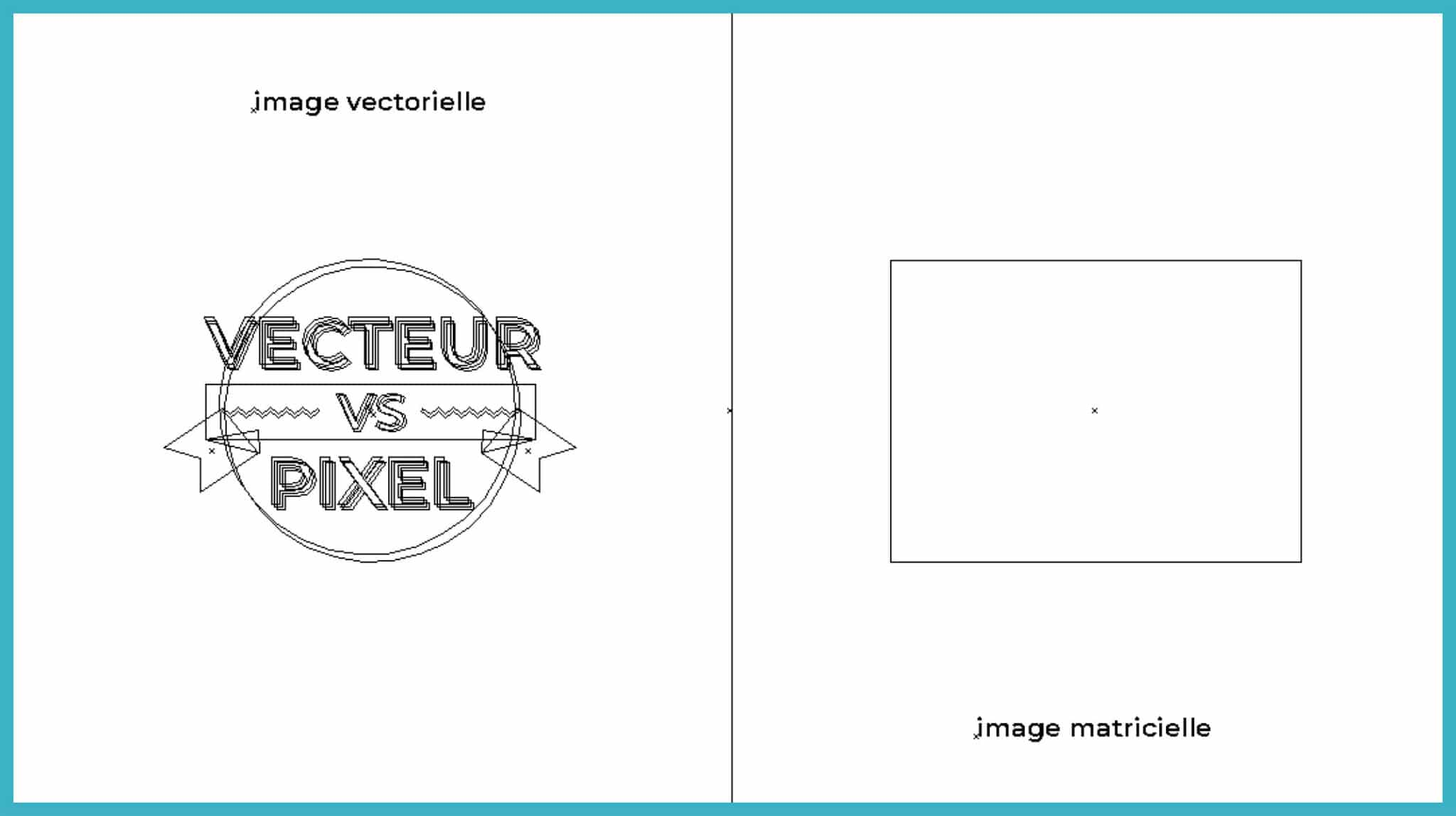 Vecteur vs Pixel